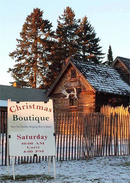 Madeline Island Holiday Boutique