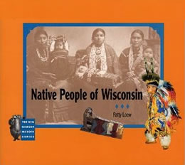 Cover of Native People of Wisconsin.