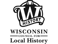 Black-and-white logo for the WCLH