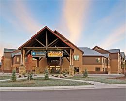 Glacier Canyon Lodge