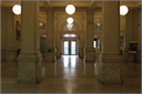 Wisconsin Historical Society HQ Lobby Entrance.