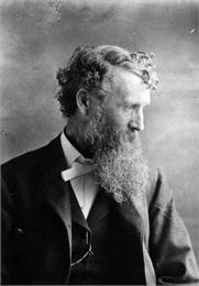 John Muir, 1899 ca. WHI 3948.