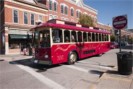 Touring bus
