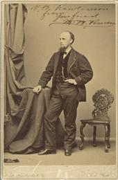 Studio portrait of Marcus Mills Pomeroy, WHI 85027.