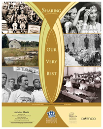 archives month 2014 poster