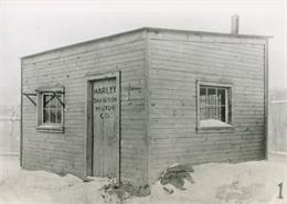 First Harley-Davidson Shop