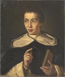 Portrait of Father Samuel Mazzuchelli.
