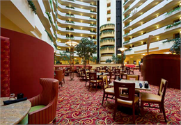 Madison Marriot West Interior View