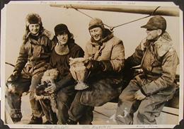 Carl Bernard and friends