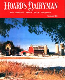 Hoard's Dairyman magazine