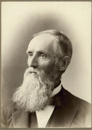Head and shoulders portrait of John Bascom.