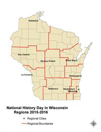 Regional Map 2015-2016