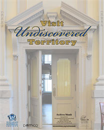 Visit undiscovered territory.