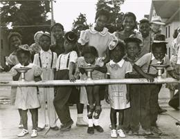 Children at the Fair