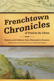 book cover frenchtown chronicles of prairie du chien