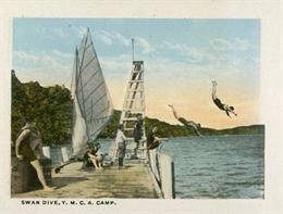 Camps, Geneva Lake, Shore Path