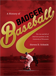 history of badger baseball cover