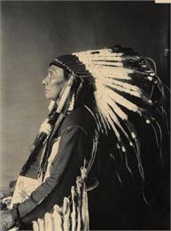 Chief Joseph, 1903. WHI 27495
