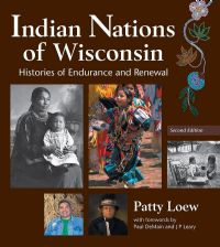 Cover to Indian Nations of Wisconsin 2nd Edition.