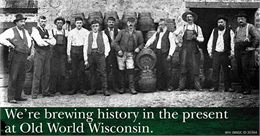 Potosi Brewery employees