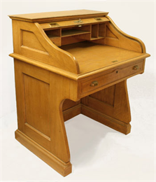 Desk used by Milwaukee Alder Vel Phillips.