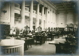 Wisconsin Historical Society Library Reading Room.