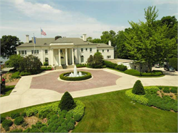 The Executive Residence in Maple Bluff.