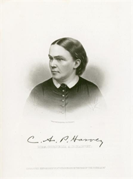 Mrs. Cordelia A. P. Harvey, WHI 10805.