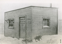 First Harley-Davidson Shop