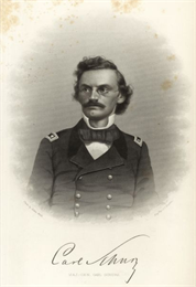 Major General Carl Schurz, WHI 55249.