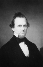 Portrait of Coles Bashford, Wisconsin's fifth governor.