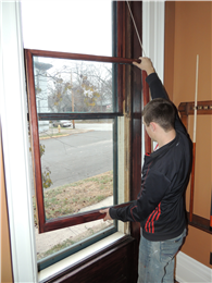 Window repair