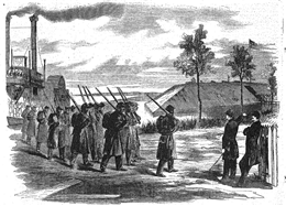 Soldiers of the First Louisiana Native Guards