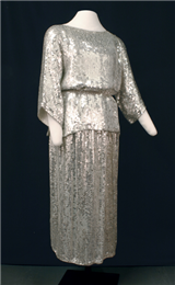 Sue Ann Thompson's Inauguration Gown