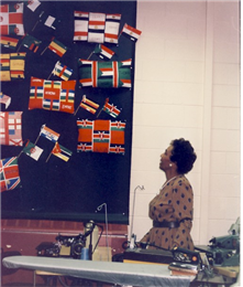 Earlene Fuller at Milwaukee Area Technical College