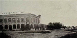 Thomas B. Jeffery & Co. factory
