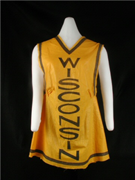 Parade tunic worn by Wisconsin suffrage supporter