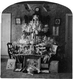 Dr. Rood's Silver Wedding Presents, 1883 ca.