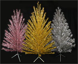 Evergleam Aluminum Christmas Trees