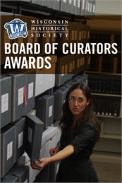 Past winner of a Board of Curators Award