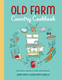 Cover image of Old Farm Country Cookbook.