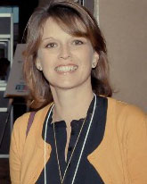 Photo portrait of Wisconsin Historical Society Press Director Kate Thompson