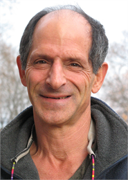 Photograph of author Bob Kann