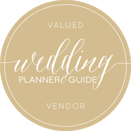 Wedding Vendor Badge