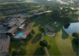 Aerial View of Grand Geneva Resort & Spa