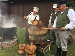 Historic Brewing Demonstration
