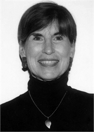 Portrait of Shelia Cohen.