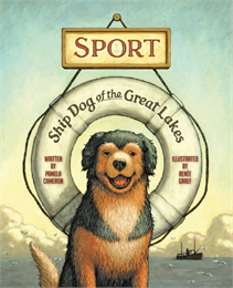 Sport, Ship Dog of the Great Lakes